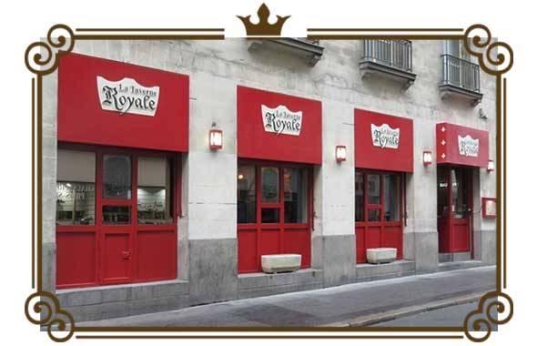 La Taverne Royale - Restaurant Nantes